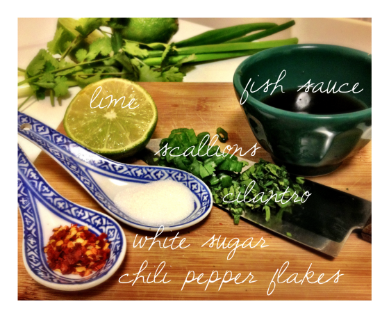 thai sauce ingredients