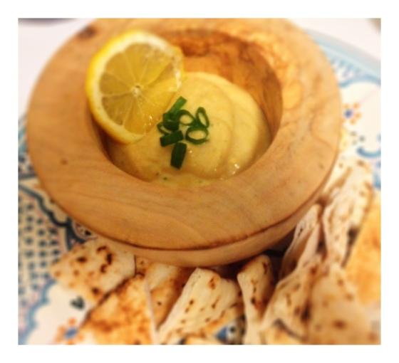 citrus hummus