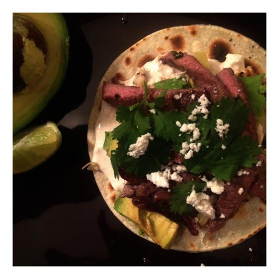 summer street asada tacos